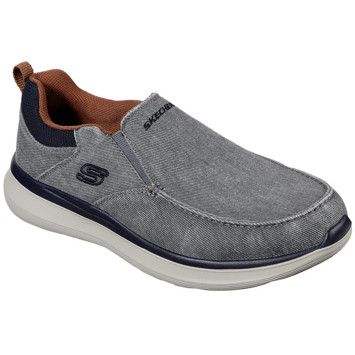 Skechers Men's Delson 2.0 - Larwin Shoe - Black, 9