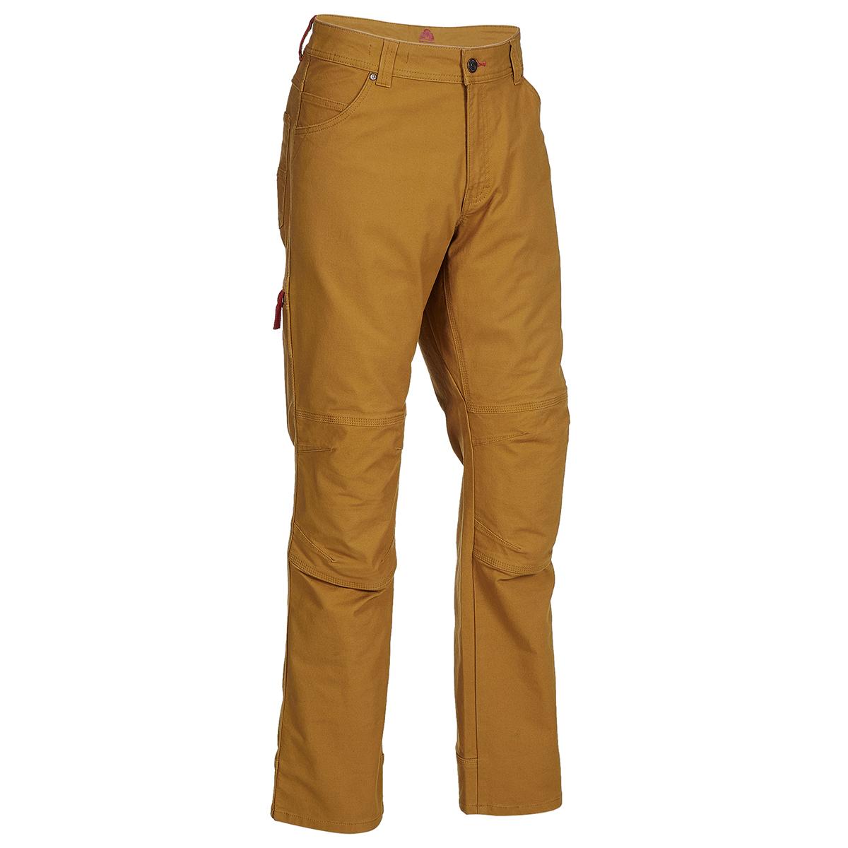 Ems Men's Fencemender Rebar Pant - Yellow, 34/32