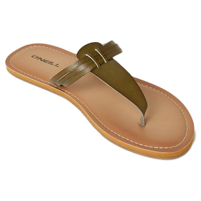 O'neill Women's Grandview Sandals - Green, 7