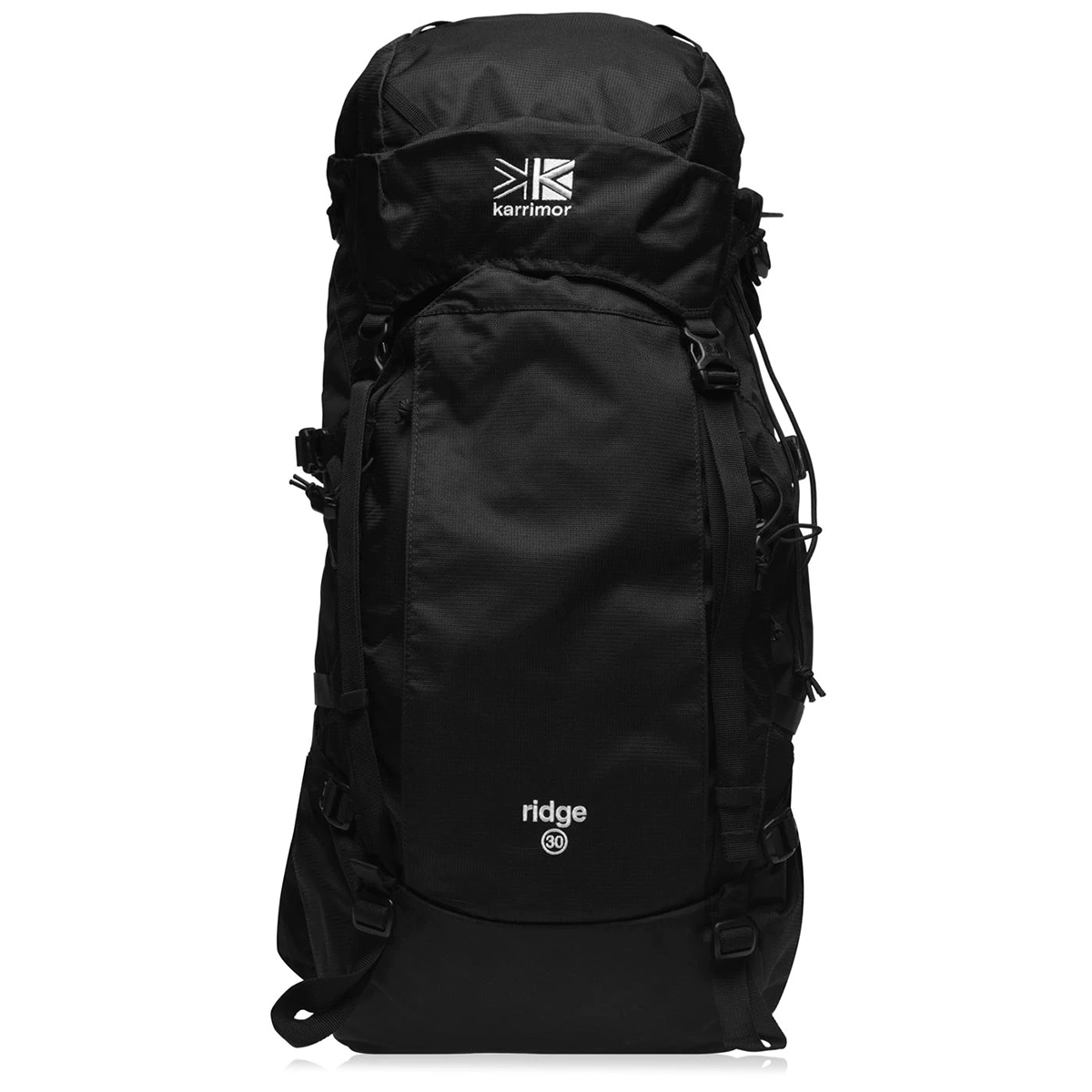Karrimor K1 Ridge 30 Backpack - Black, ONESIZE