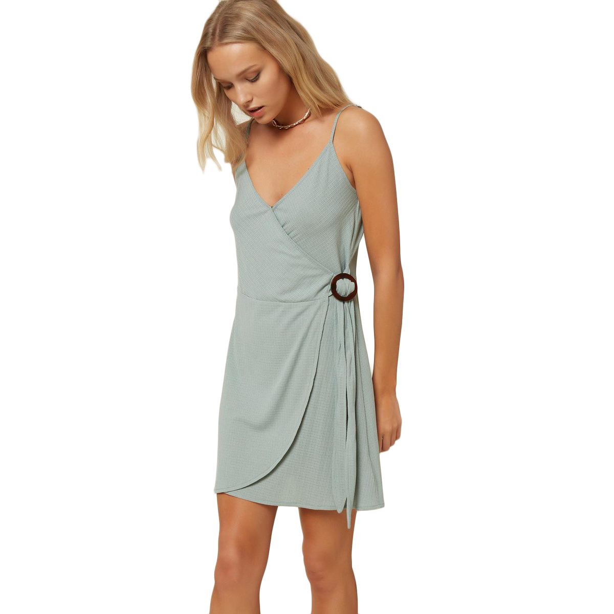 O'neill Women's Ivara Dress - Green, XS