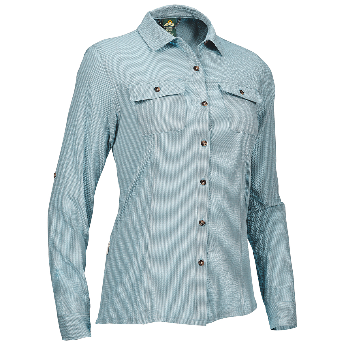 Ems Women's Bonus Miles Long-Sleeve Shirt - Blue, XS