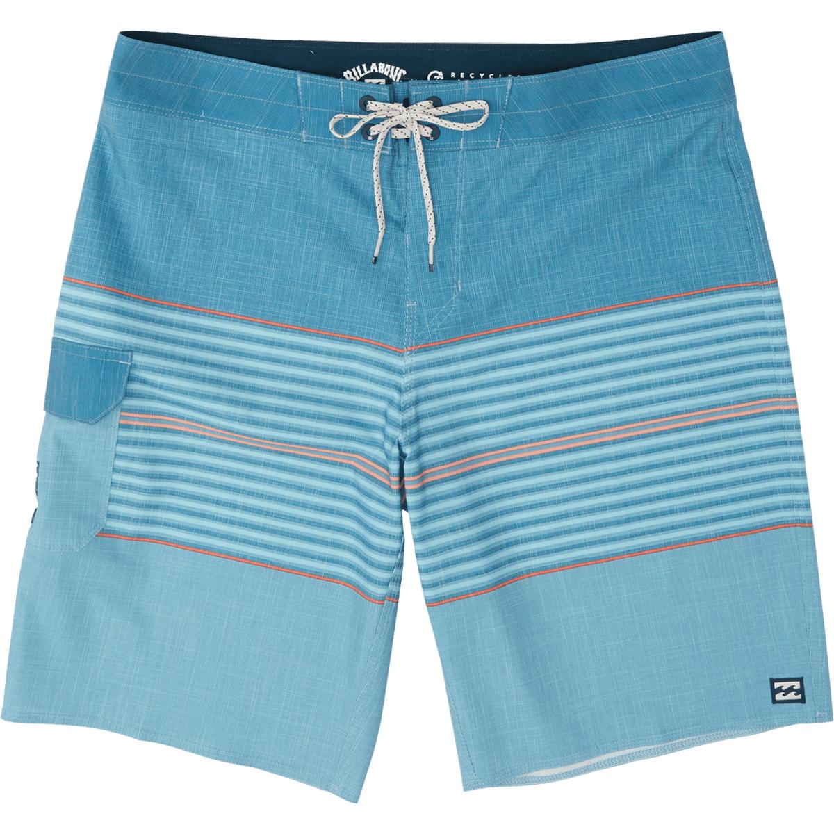 Billabong Men's All Day Pro Boardshorts - Blue, 36
