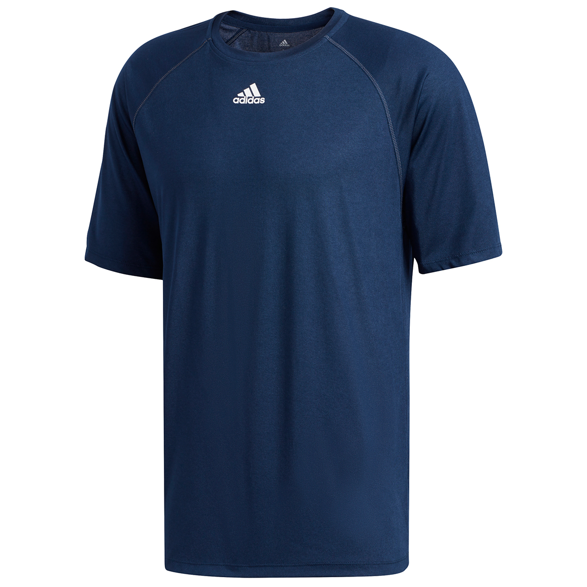 Adidas Men's Climalite Short-Sleeve Tee - Blue, 4XL