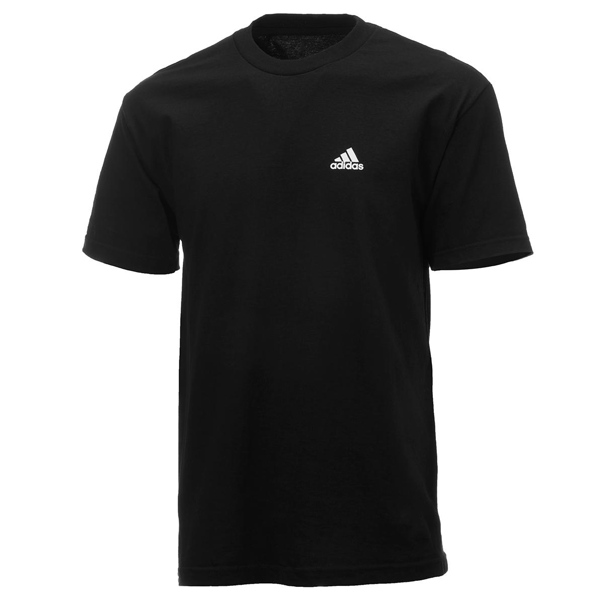 Adidas Men's Performance Short-Sleeve Tee - Black, XXL