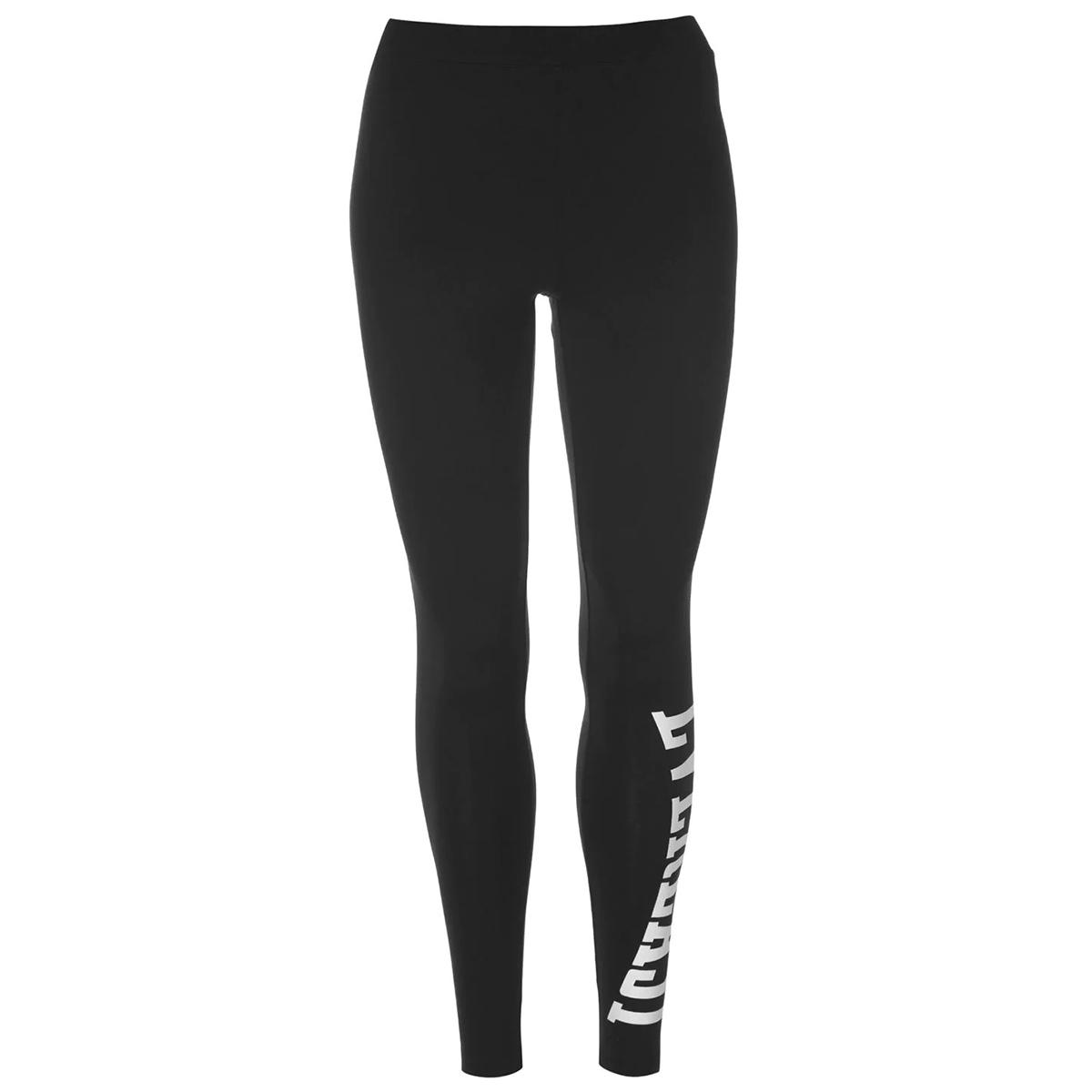 Everlast Women's Leggings - Black, 4