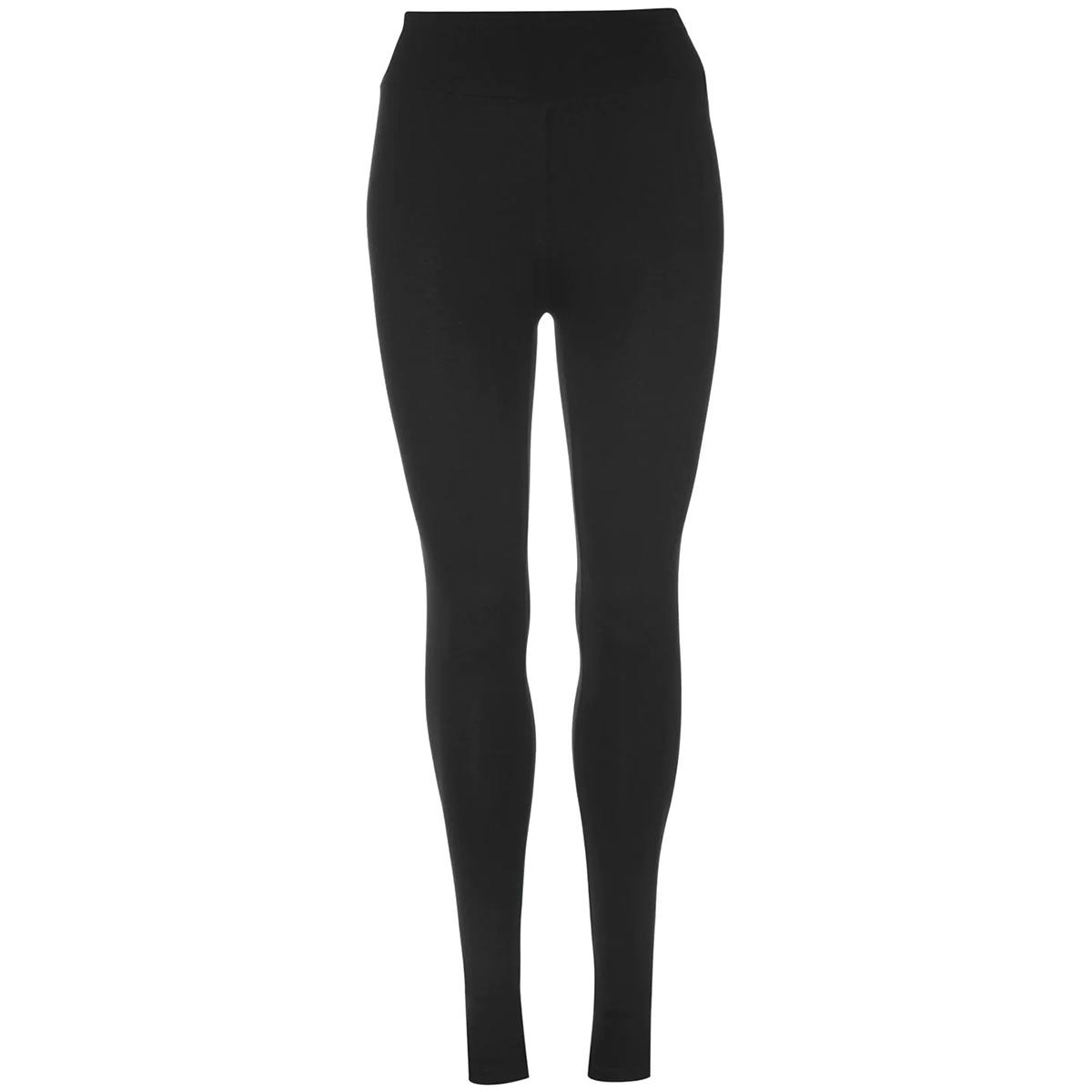 Miso Women's High Waisted Leggings - Black, 14
