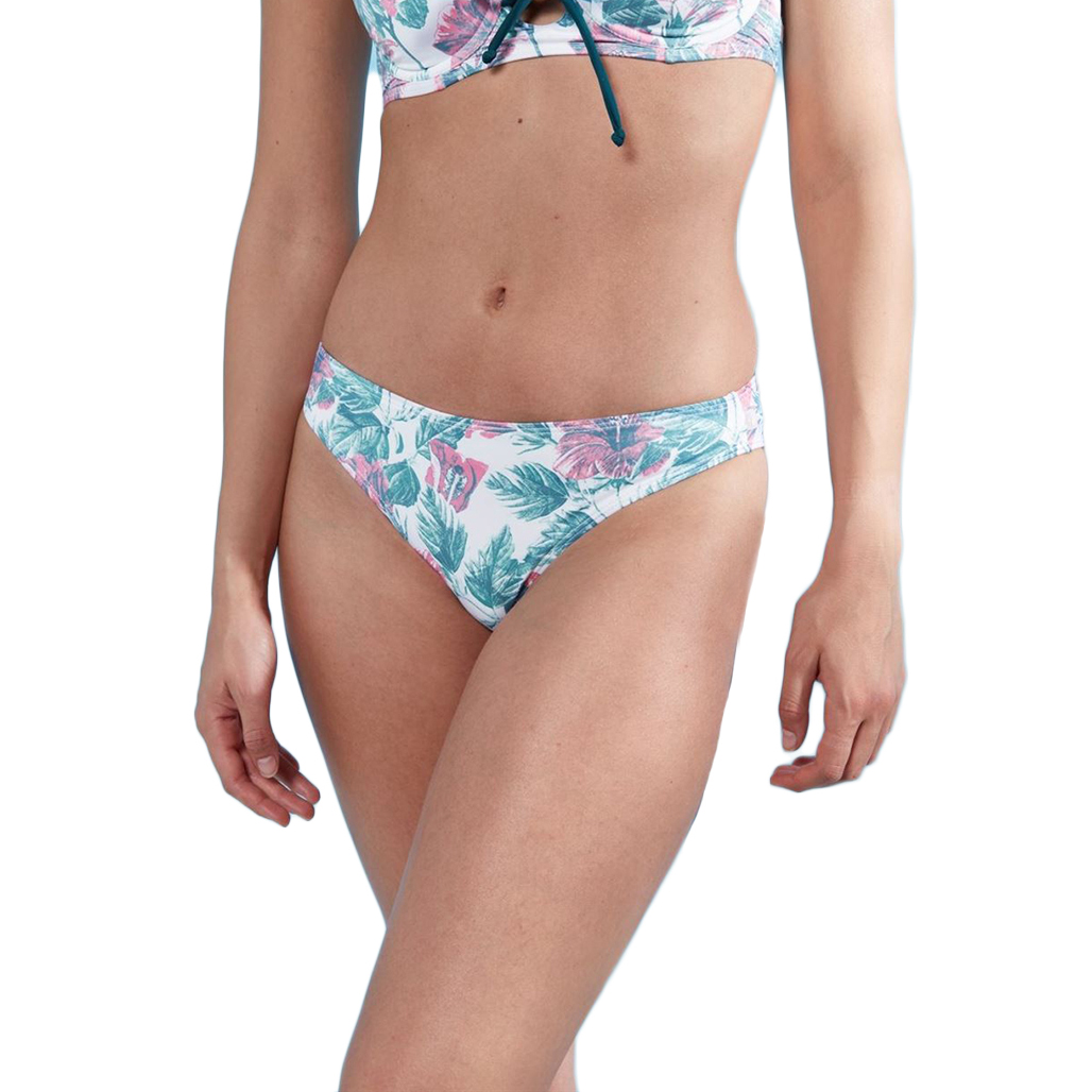 Jack Wills Women's Canterton Classic Bikini Bottom - Red, 8
