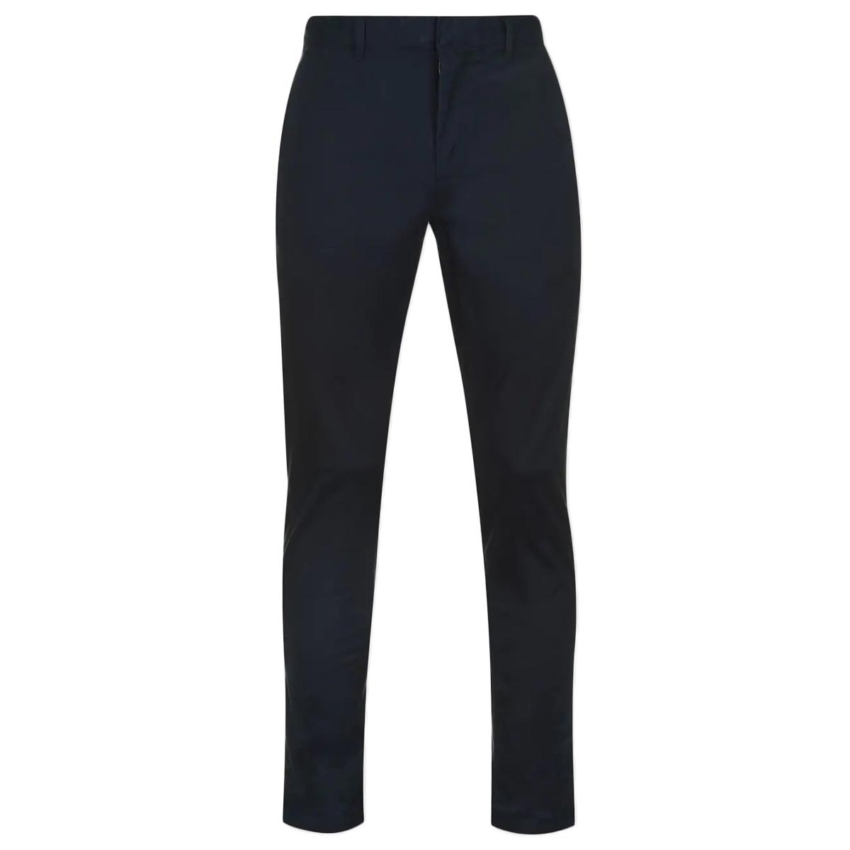 Jack Wills Men's Ellsmere Slim Chino Pants - Black, 32/R