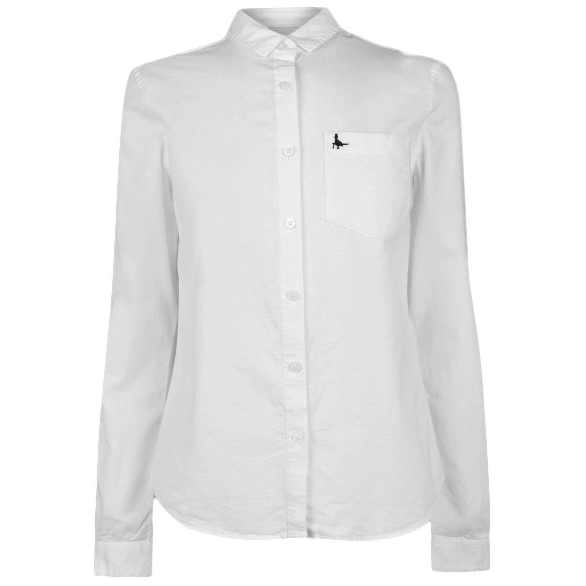 Jack Wills Women's Homefore Classic Shirt - White, 10