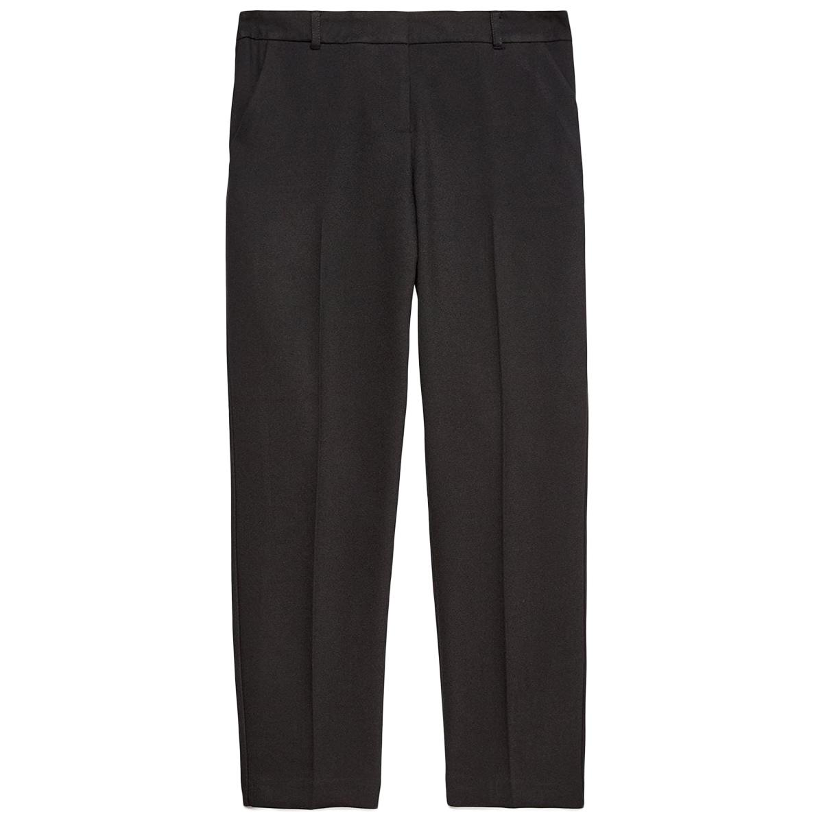 Jack Wills Women's Kestlemill Slim Trouser - Black, 10