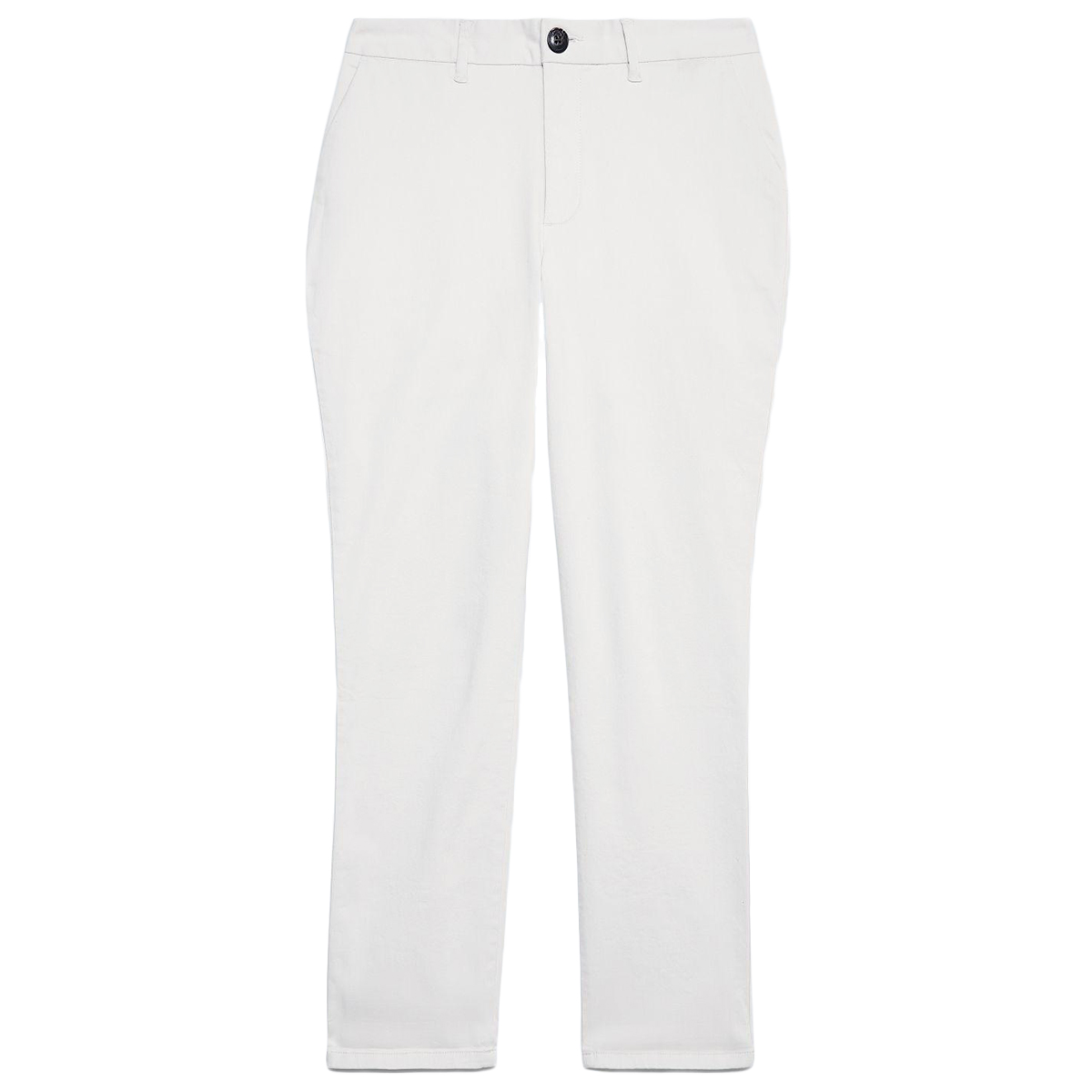 Jack Wills Women's Mollins Casual Classic Chino Pants - White, 10