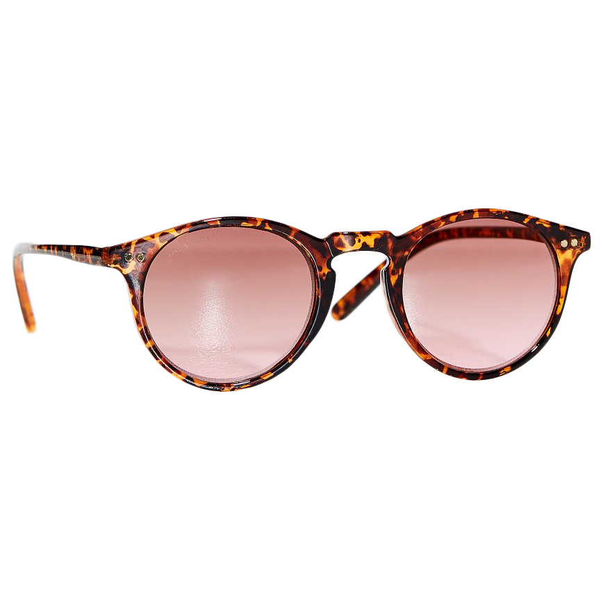 Jack Wills Women's Burdock Round Frame Sunglasses