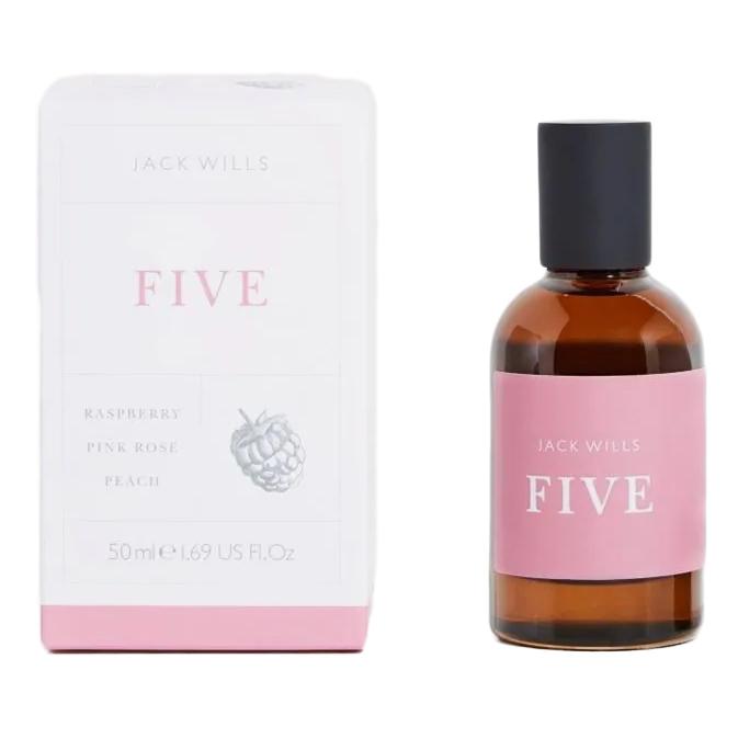 Jack Wills Five Edt Fragrance, 50Ml