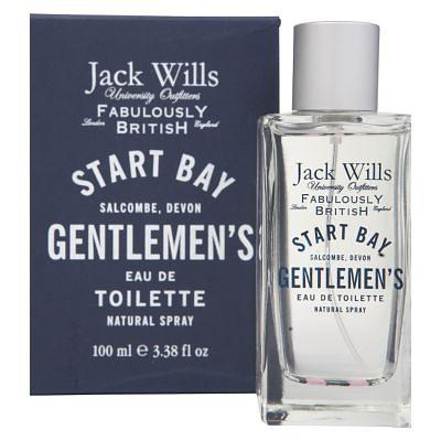 Jack Wills Start Bay Eau De Toilette, 100Ml. - Blue, NA