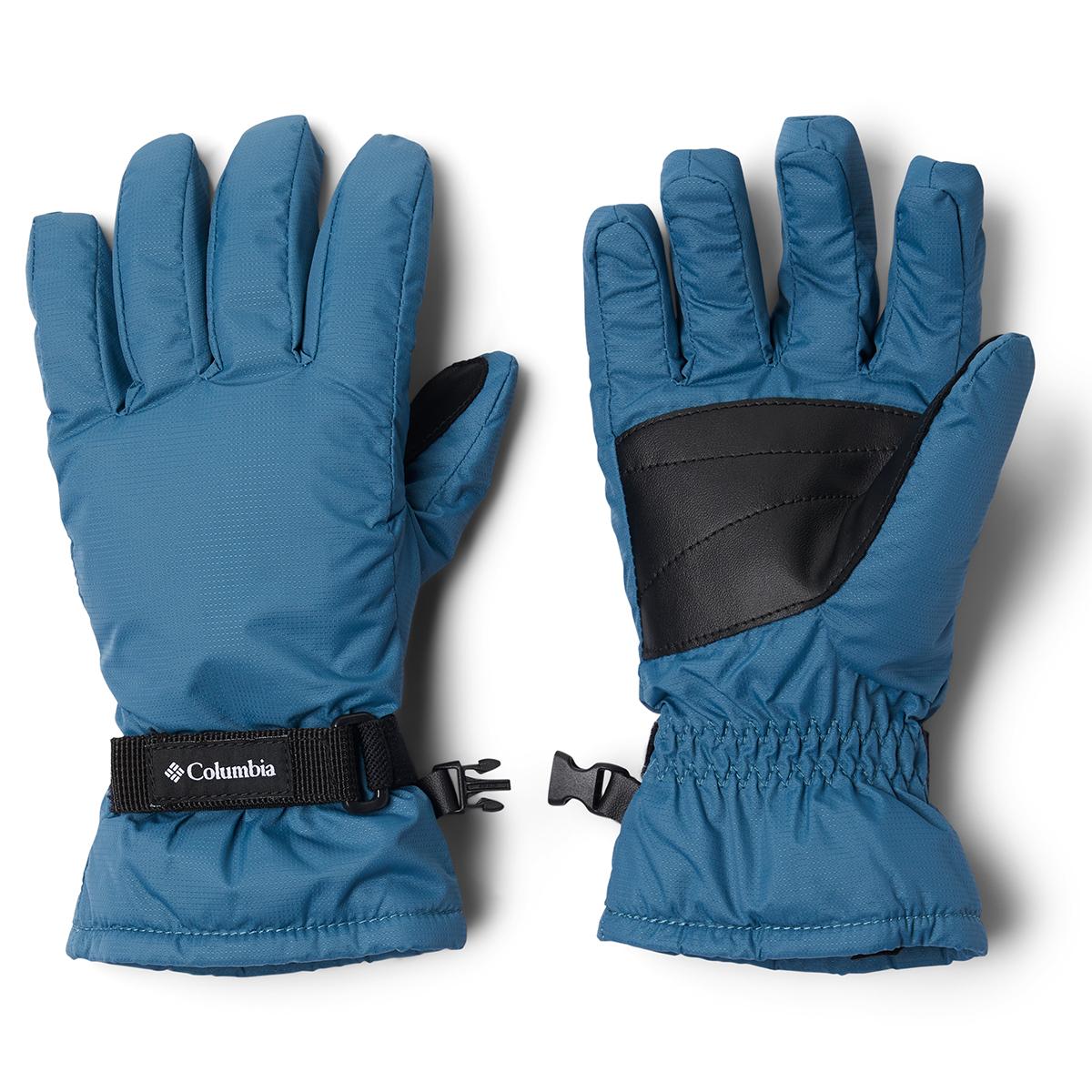 Columbia Kids' Core Gloves - Blue, XL
