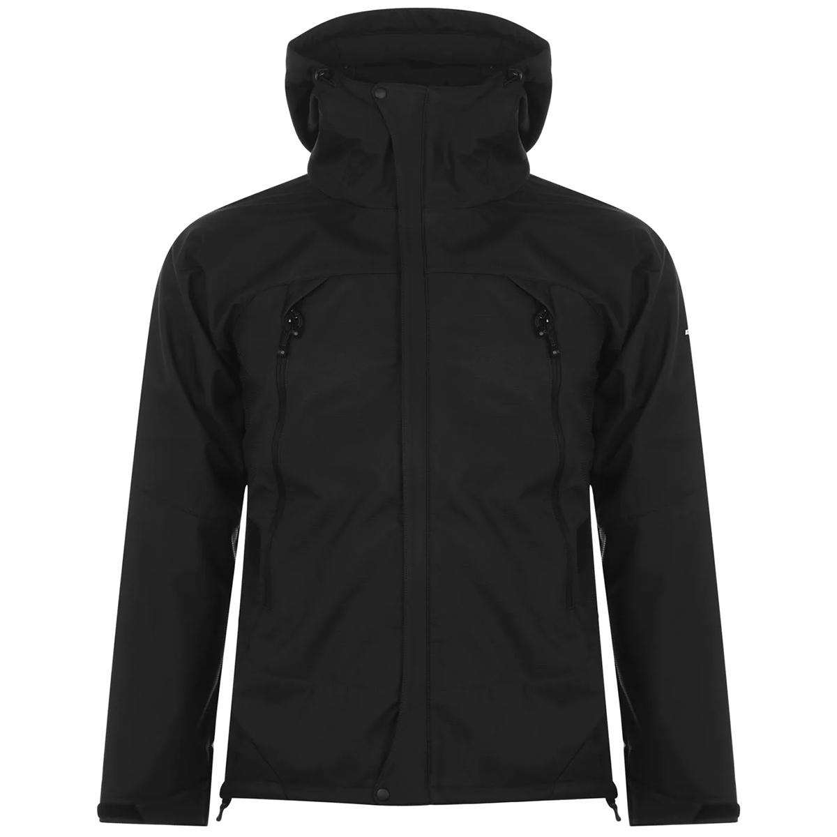 Karrimor Men's Arete Hooded Jacket - Black, S