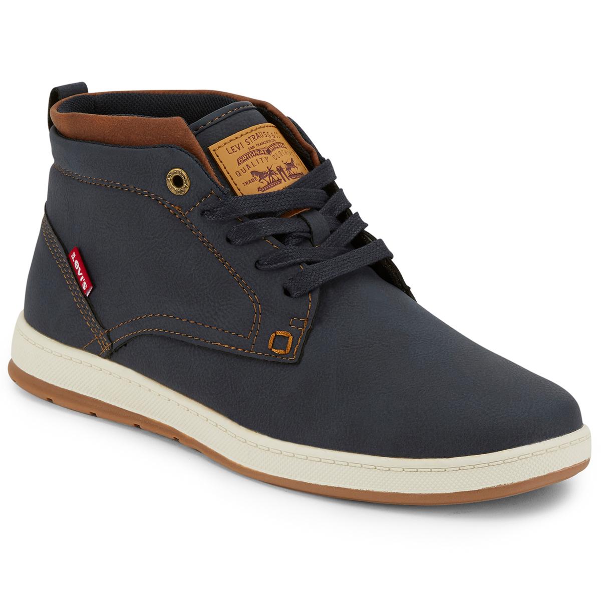 Levi's Men's Goshen Waxed Ul Nb Shoes - Blue, 11