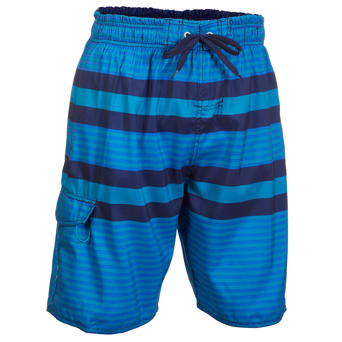 No Fear Men's Swimsuit - Blue, XL