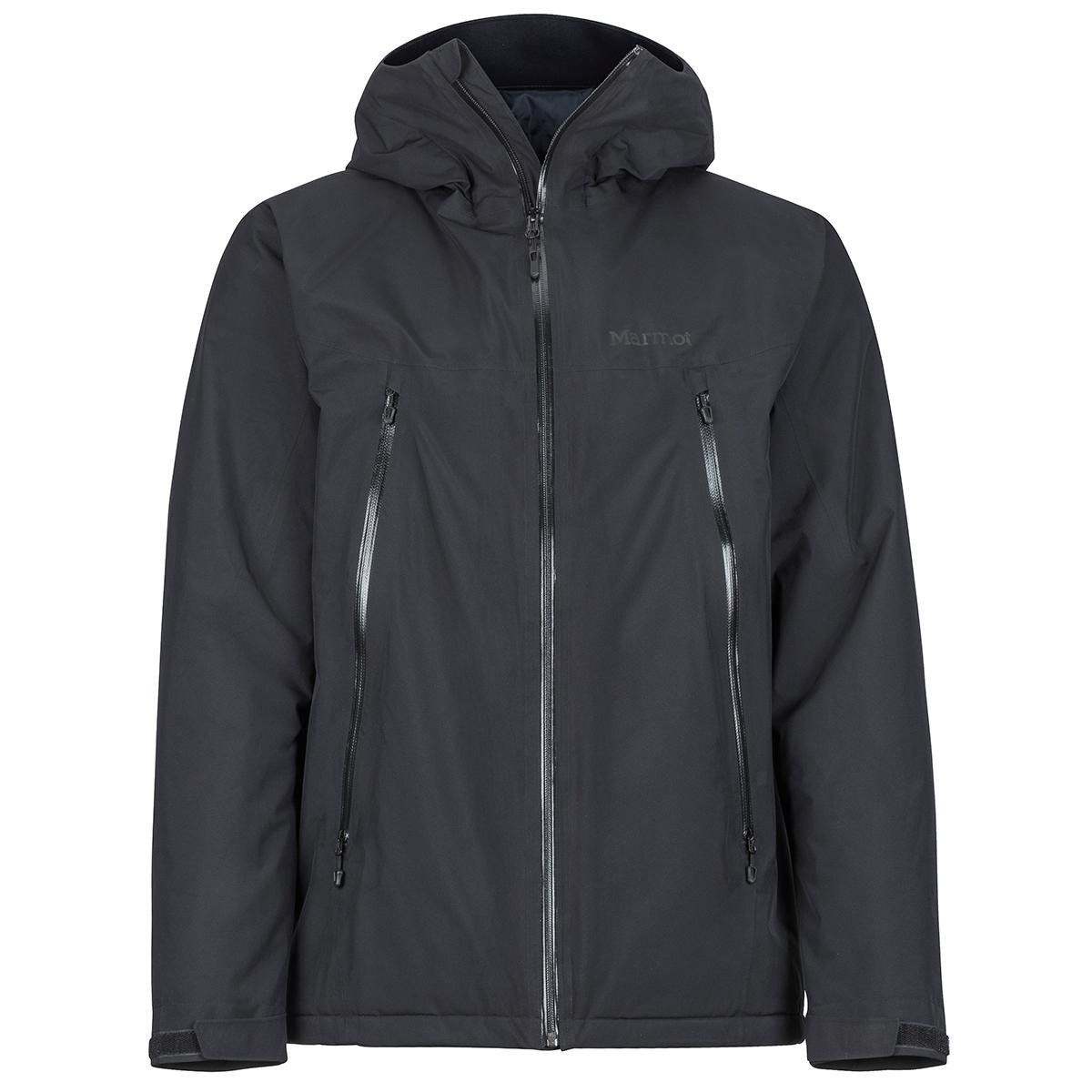 Marmot Men's Solaris Jacket - Black, XL