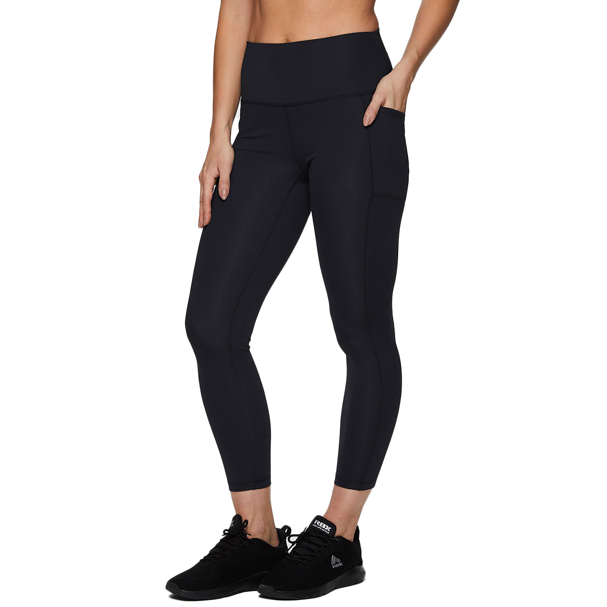 RBX Women's Prime Tech Flex Ultra Hold Legging - Black, S