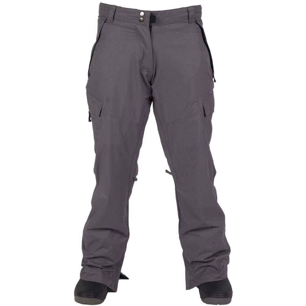 RIPZONE Men's Strobe Pants - BLACK