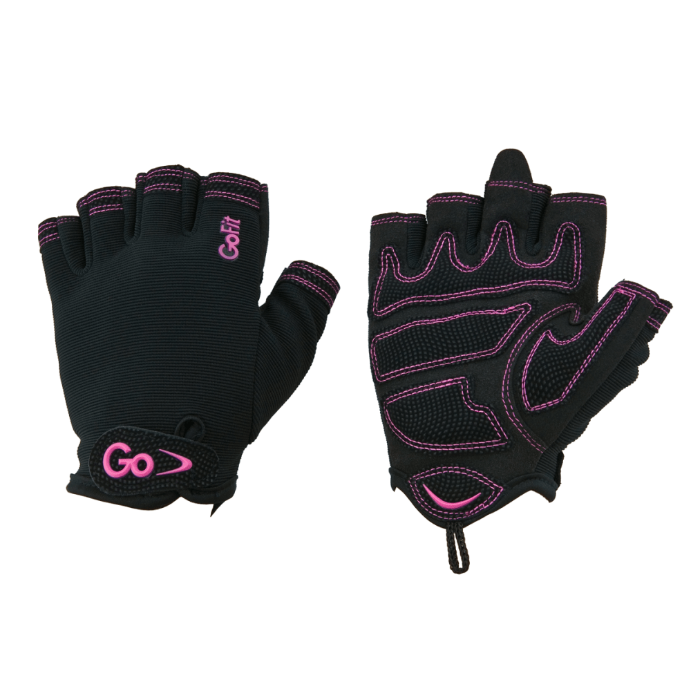 GOFIT Women's X-Trainer Glove - BLACK