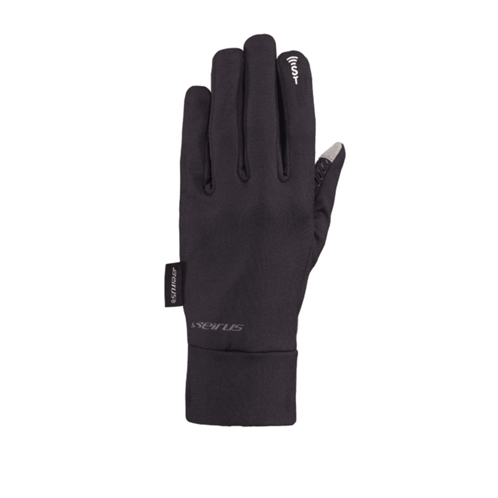 Seirus Soundtouch Dynamax Glove Liner - BLACK