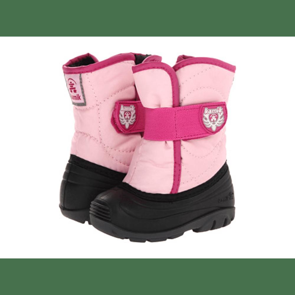 Kamik Toddler Snowbug Winter Boot Pink - PINK