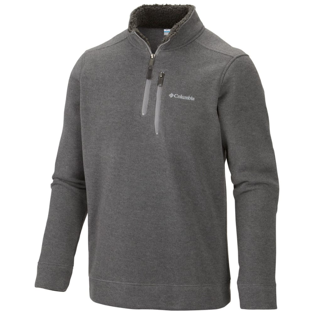 Columbia Men's Terpin Point II Half Zip - BOULDER-003