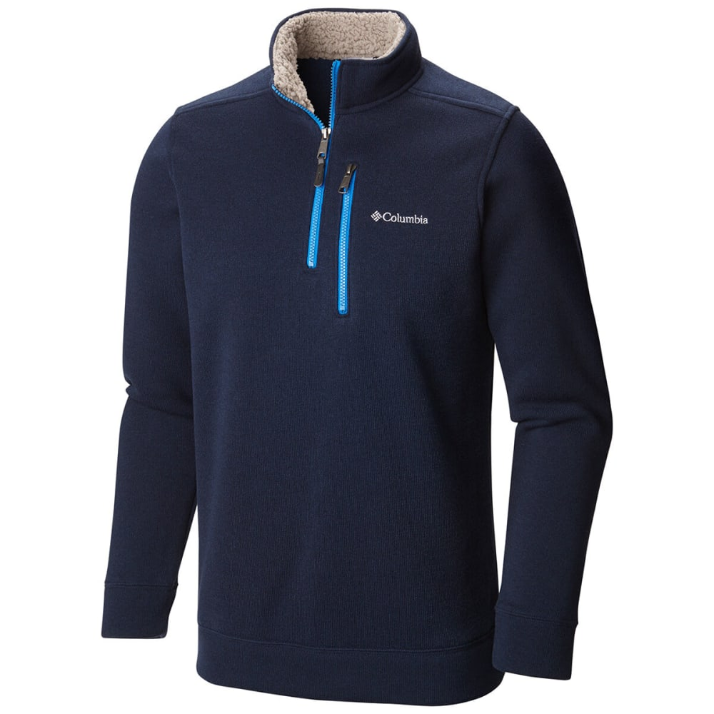 Columbia Men's Terpin Point Ii Half Zip - Blue, XXL