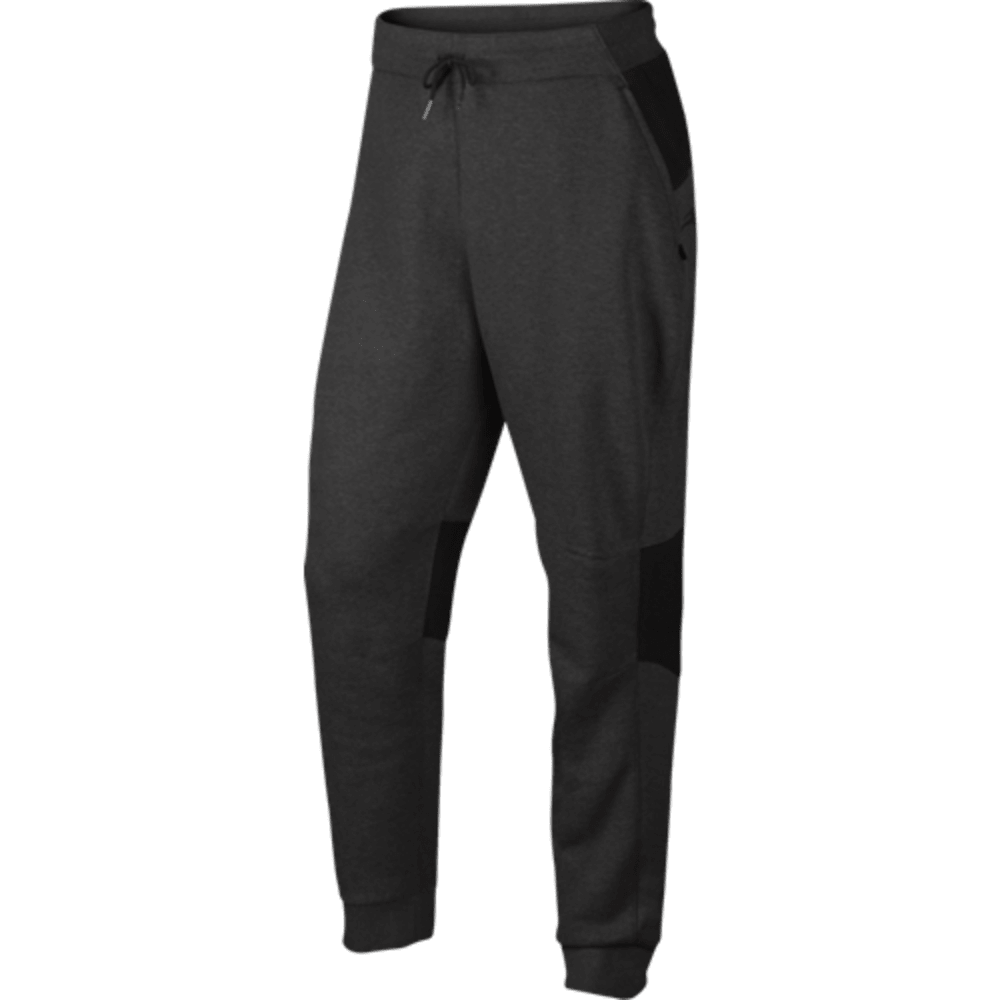 NIKE  Mens' Jordan Modern Fleece Pants - BLACK