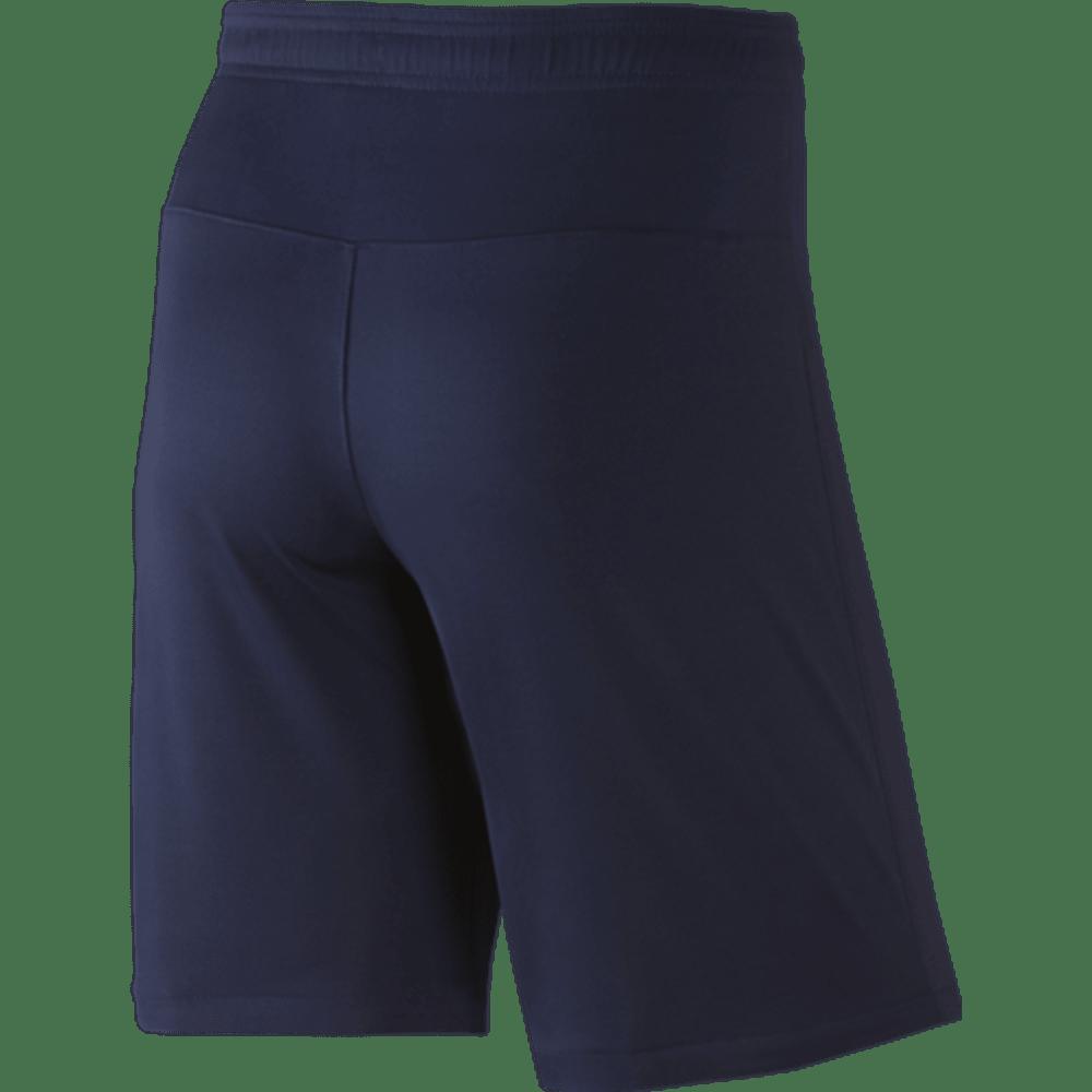 NIKE Mens' Academy 2 Knit Shorts - MIDNIGHT NAVY-410