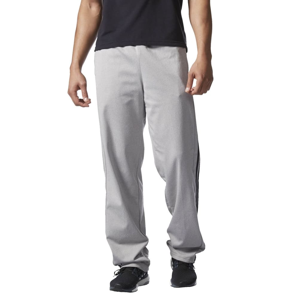 Adidas Mens Essential Track Pant - GREY HEATHER-AJ3951