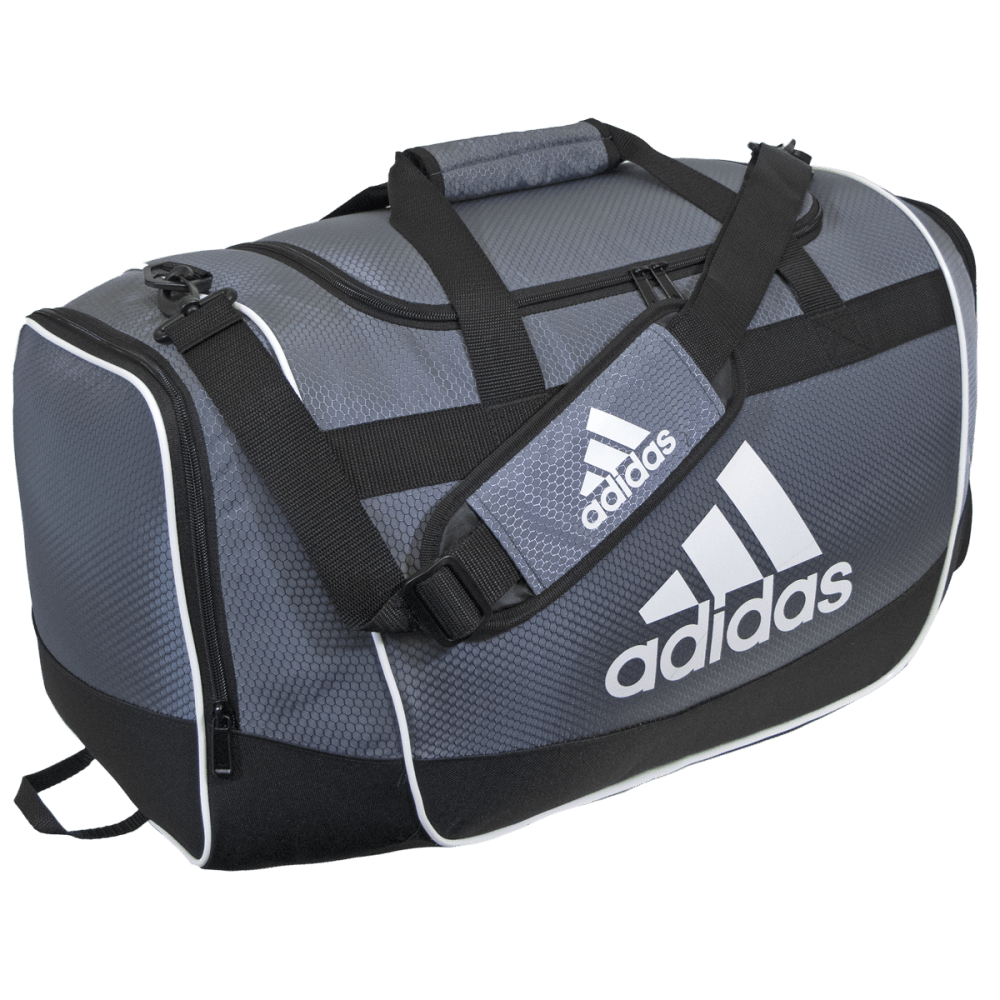ADIDAS Defender II Duffel Bag, Medium - ONIX 5136435