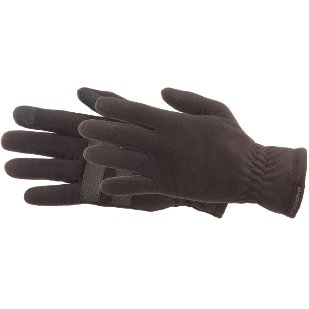 MANZELLA Men's Tahoe Ultra Gloves - BLACK