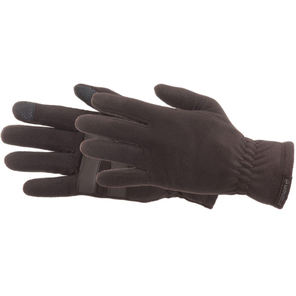 MANZELLA Men's Tahoe Ultra Gloves - BLACK