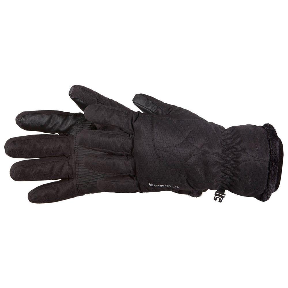 MANZELLA Women's Morgan Gloves - BLACK