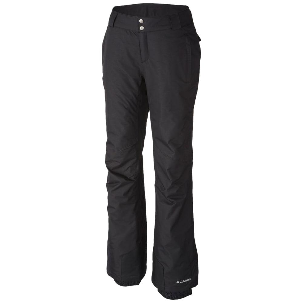 COLUMBIA Women's Bugaboo Omni-Heat Ski Pants - 010-BLACK