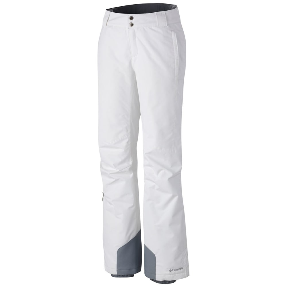 COLUMBIA Women's Bugaboo Omni-Heat™ Ski Pants - 100-WHITE