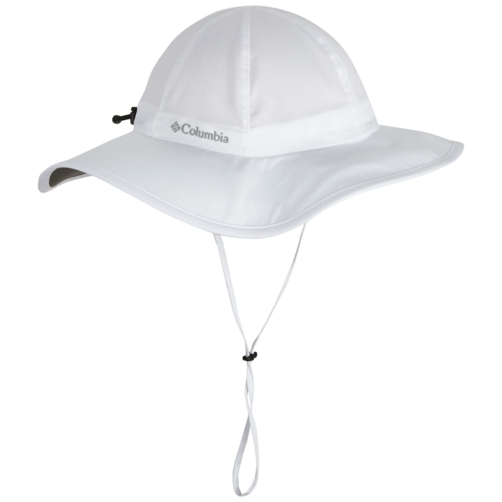 COLUMBIA Women's Sun Goddess II Booney Hat - 100-WHITE