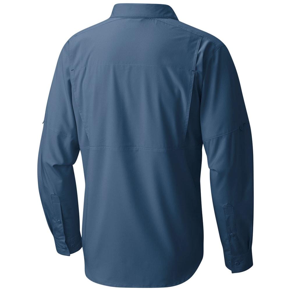 COLUMBIA Men's Silver Ridge Lite™ Long-Sleeve Trail Shirt - 413-STEEL