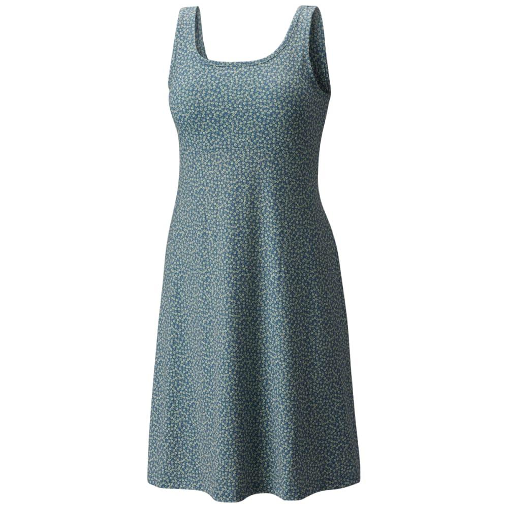 COLUMBIA Women's PFG Freezer III Dress - 441-MOUNTAIN LGHTHSE
