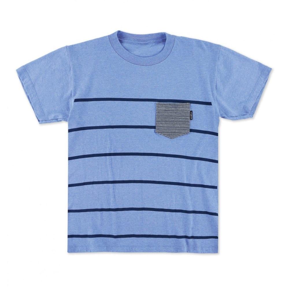 O'NEILL Boys' Val Short-Sleeve Tee - LT BLUE