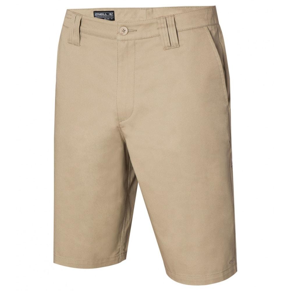 O'NEILL Men's Contact Shorts - KHAKI-KHA
