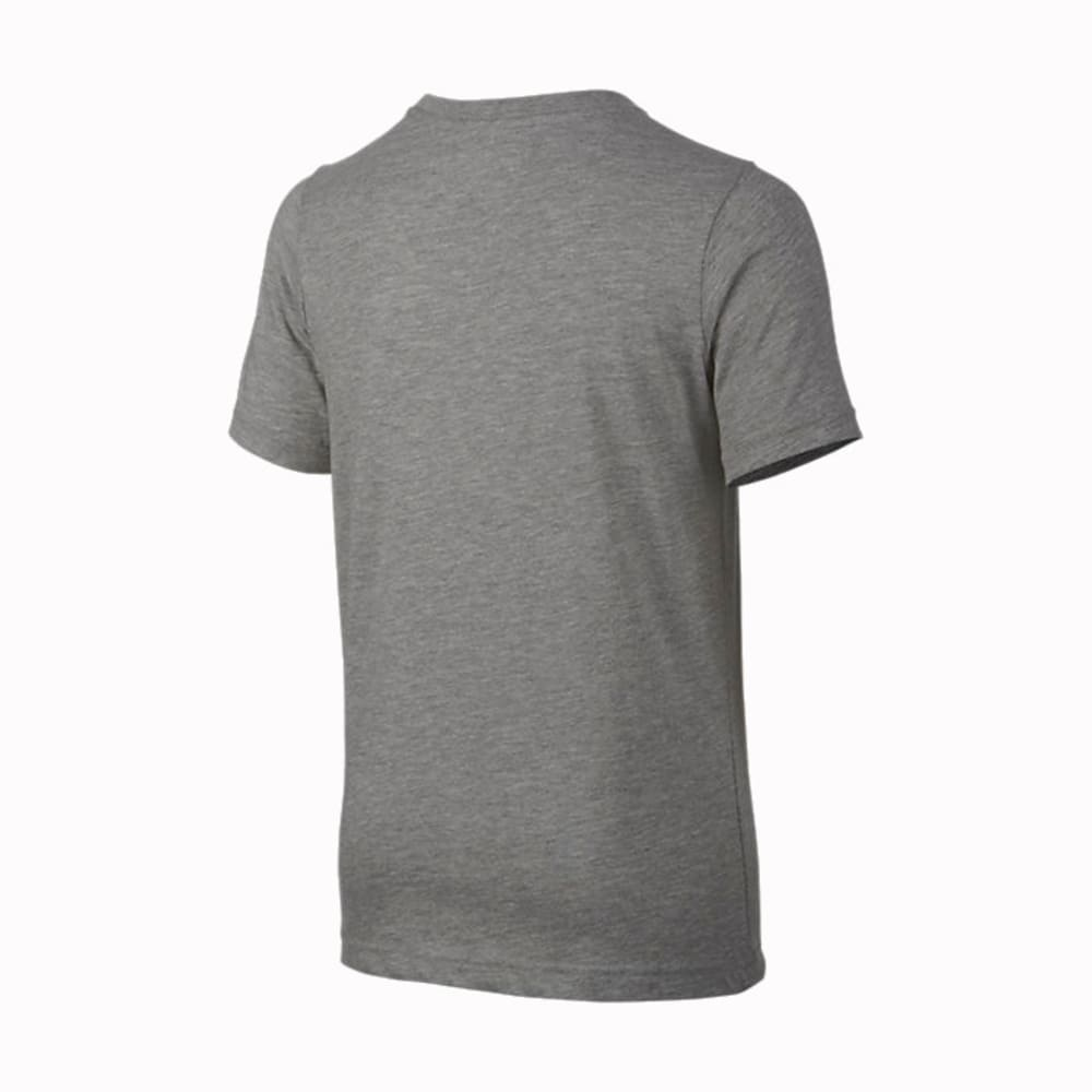 HURLEY Boys' One and Only Tee - DK GRY HTR-042