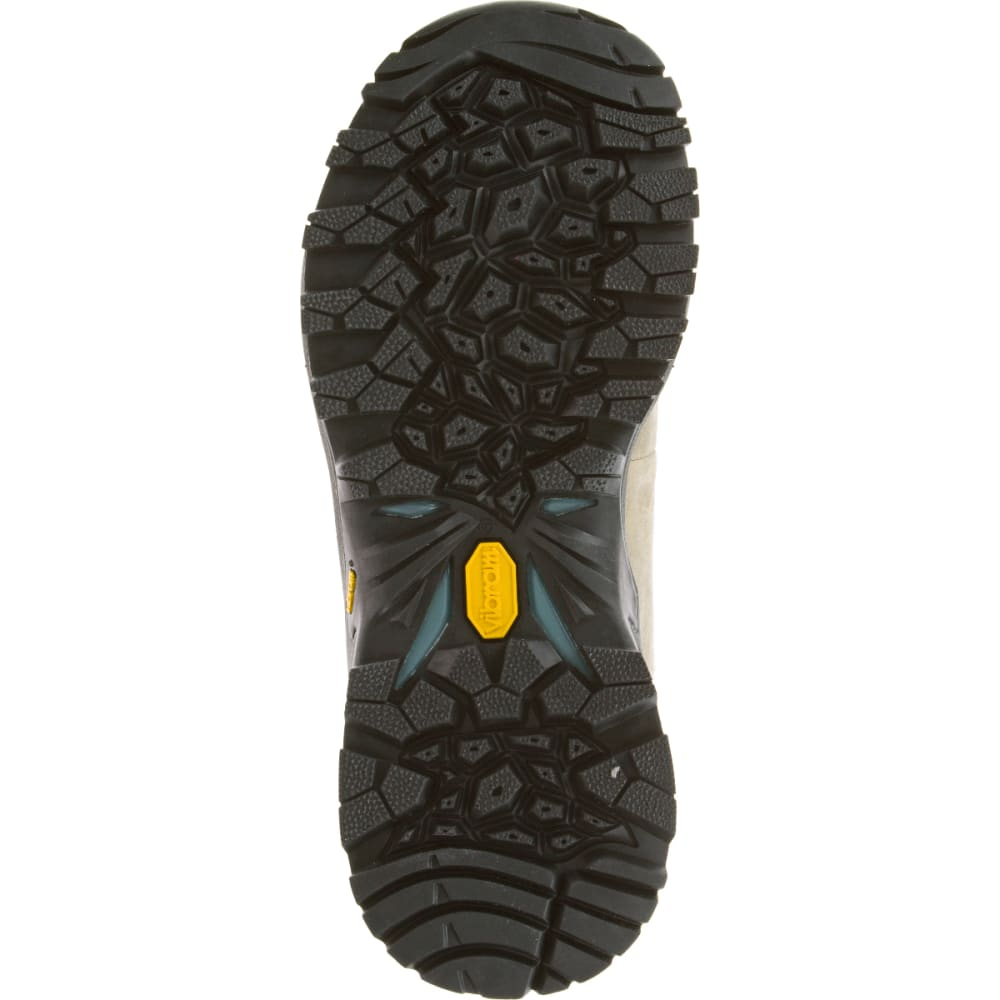 MERRELL Women's Phaserbound Waterproof Backpacking Boots, Dark Grey - DK GRAY