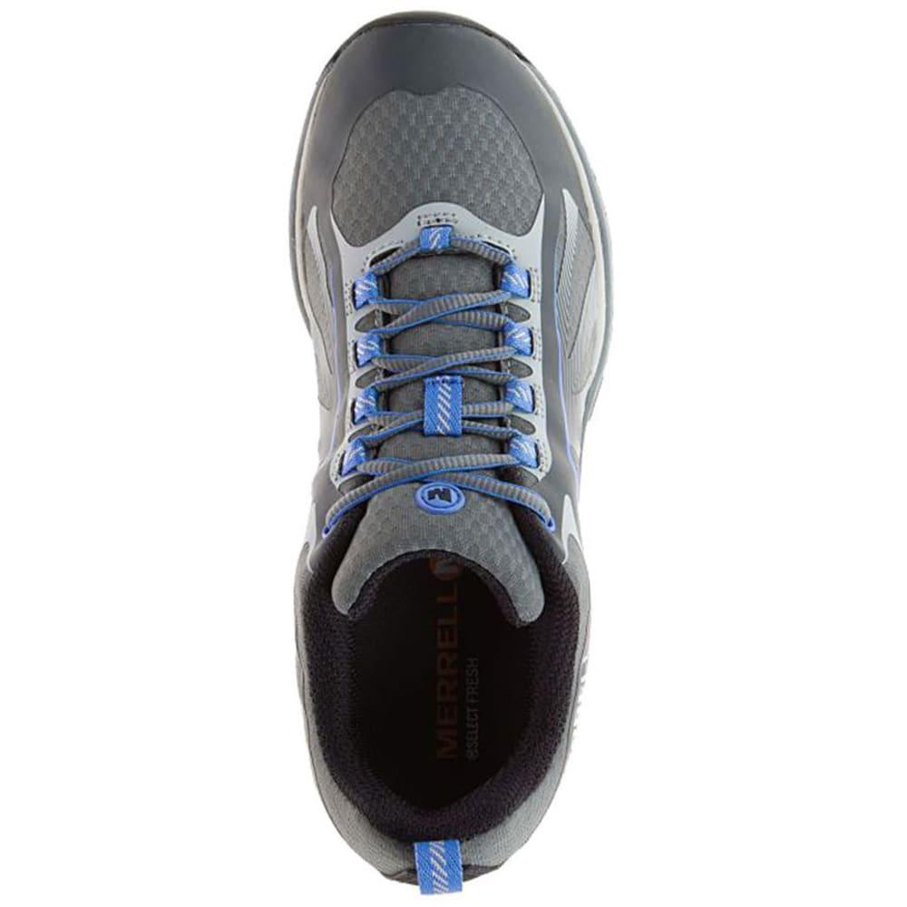 MERRELL Women's Siren Edge Sneakers, Grey - GRAY