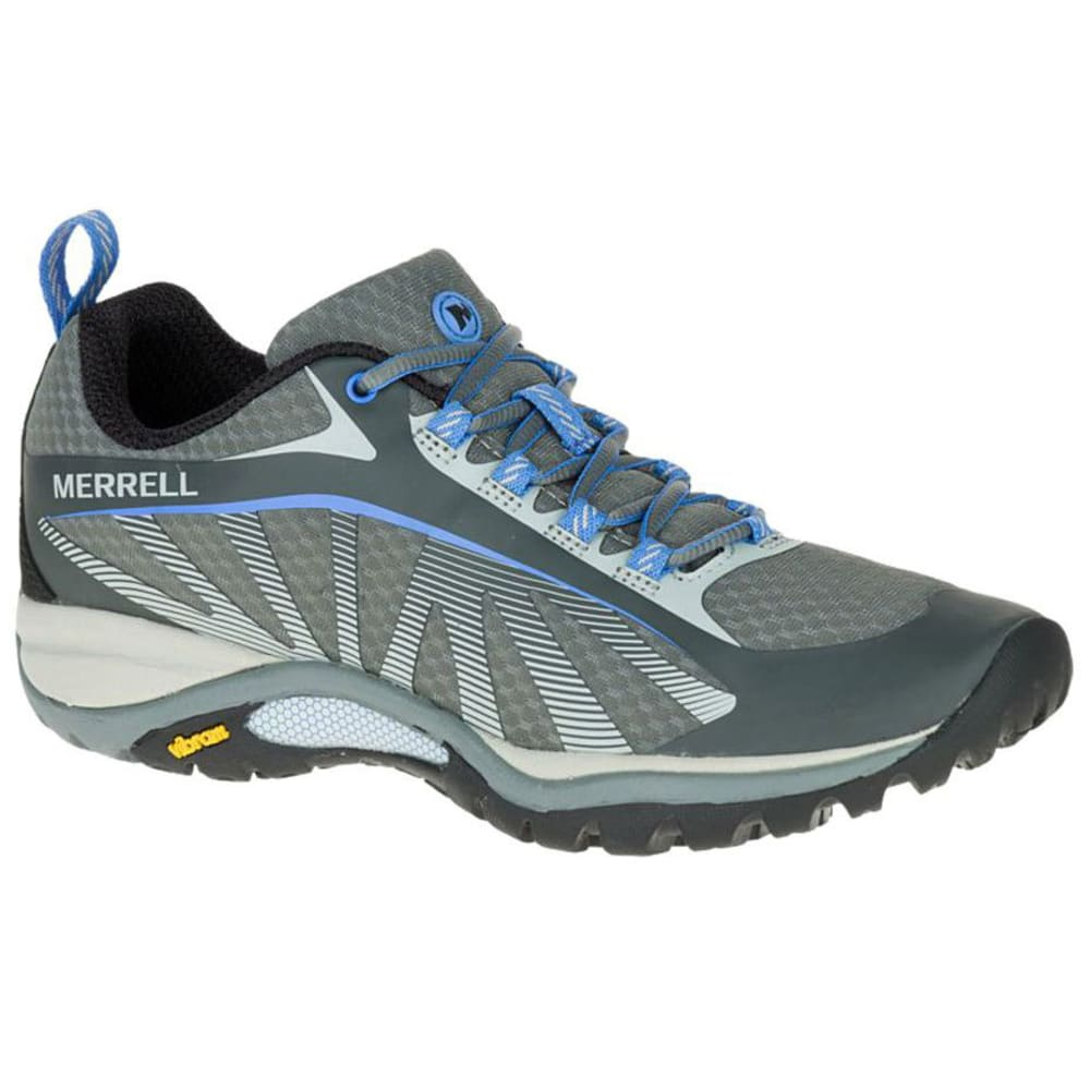 MERRELL Women's Siren Edge Sneakers, Grey - GRAY