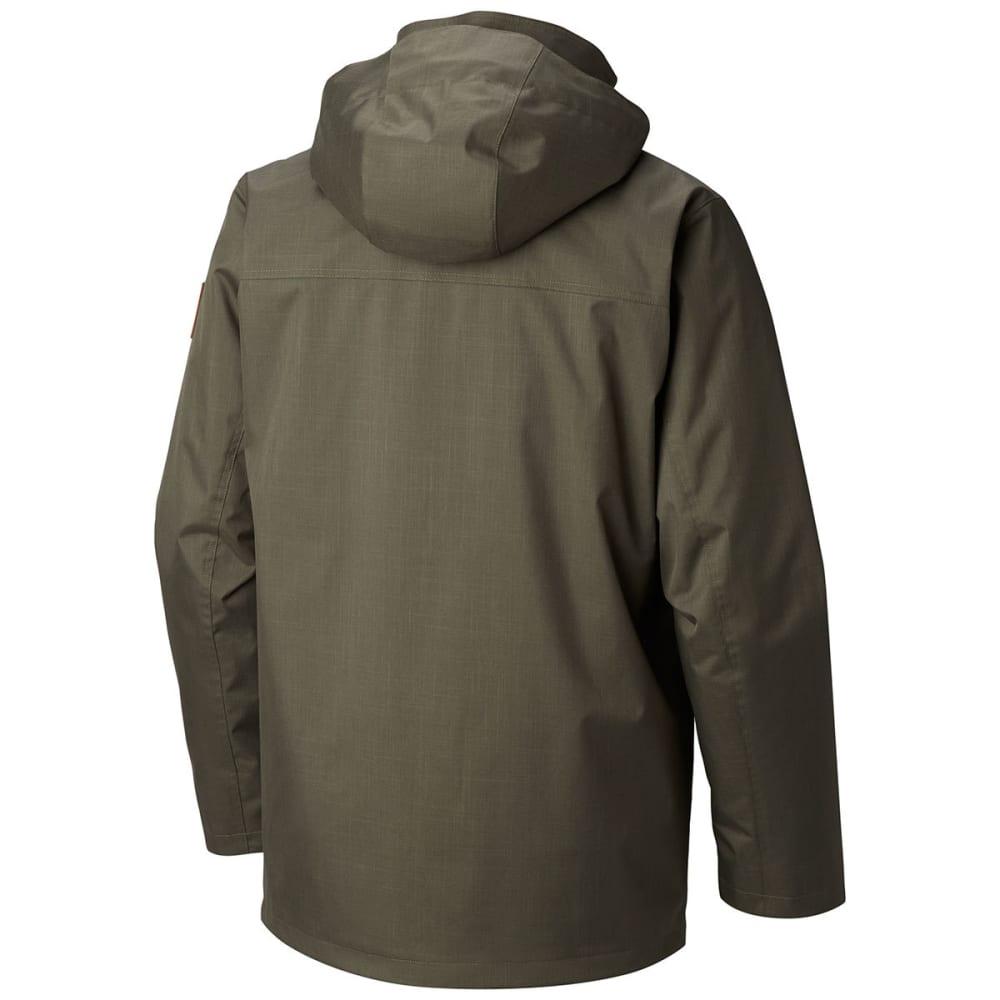 COLUMBIA Men's Horizons Pine Interchange Jacket - 213-PEAT MOSS